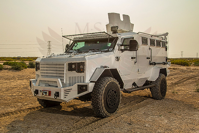 Armoured Personnel Carrier Niger - panthera-f9