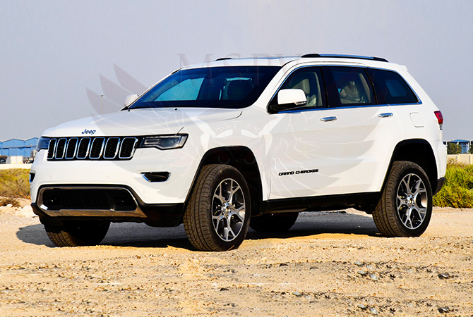 Armoured Vehicle Niger - Jeep Grand Cherokee