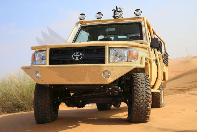 Light Patrol Vehicle Niger - lpv-t-mkI
