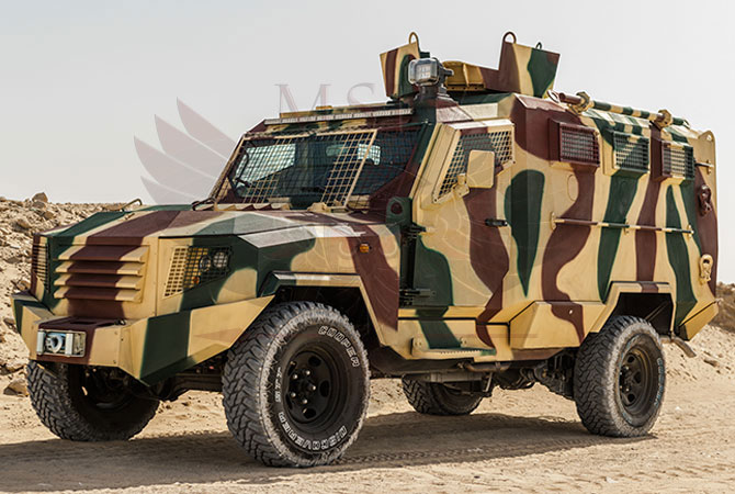 Armoured Personnel Carrier Niger - panthera-t6-3dr