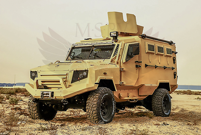 Armoured Personnel Carrier Niger - panthera-t6