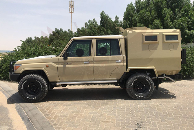 Armoured Troop Carrier Niger