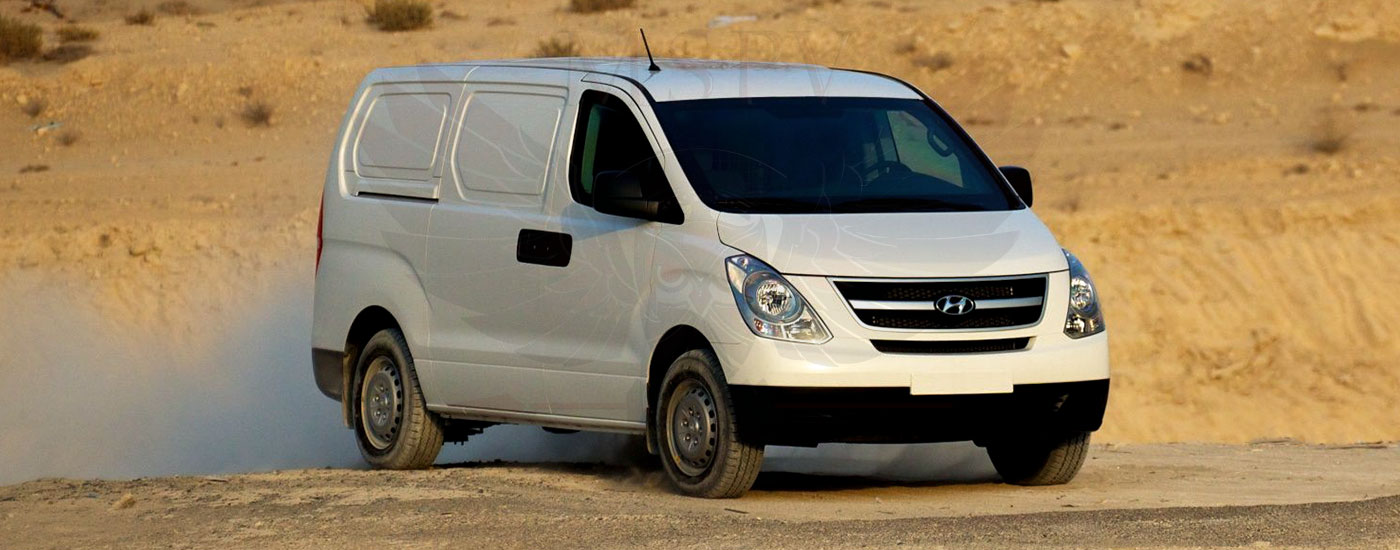 Armoured CIT Vehicle - Hyundai H1