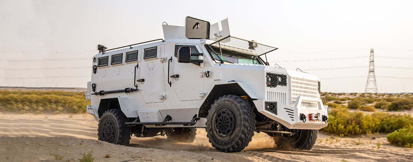 Armoured Personnel Carrier Niger - Panthera F9